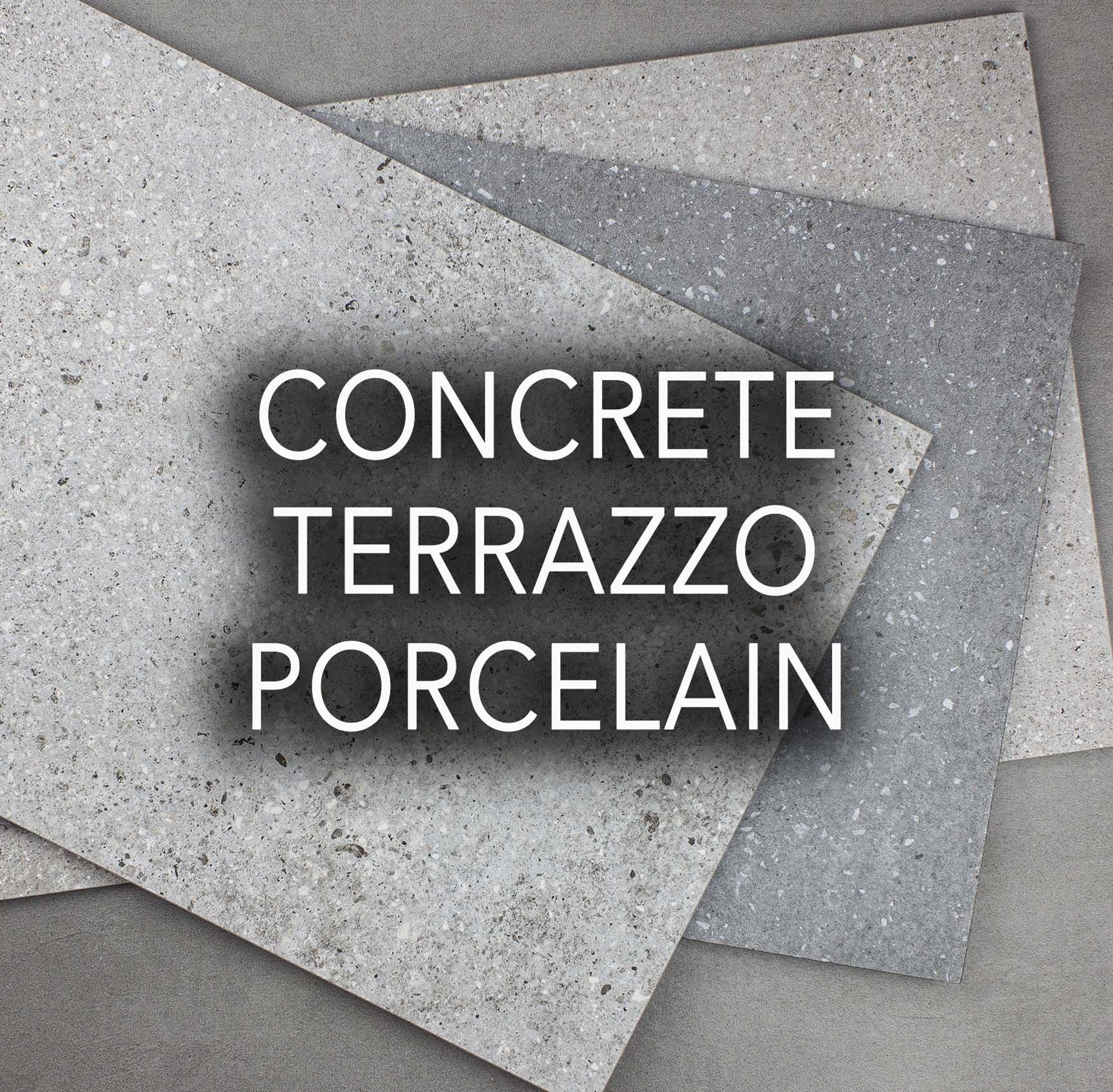 Concrete Terrazzo Tiles