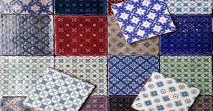 Kasbah Ceramic Patterned Tile