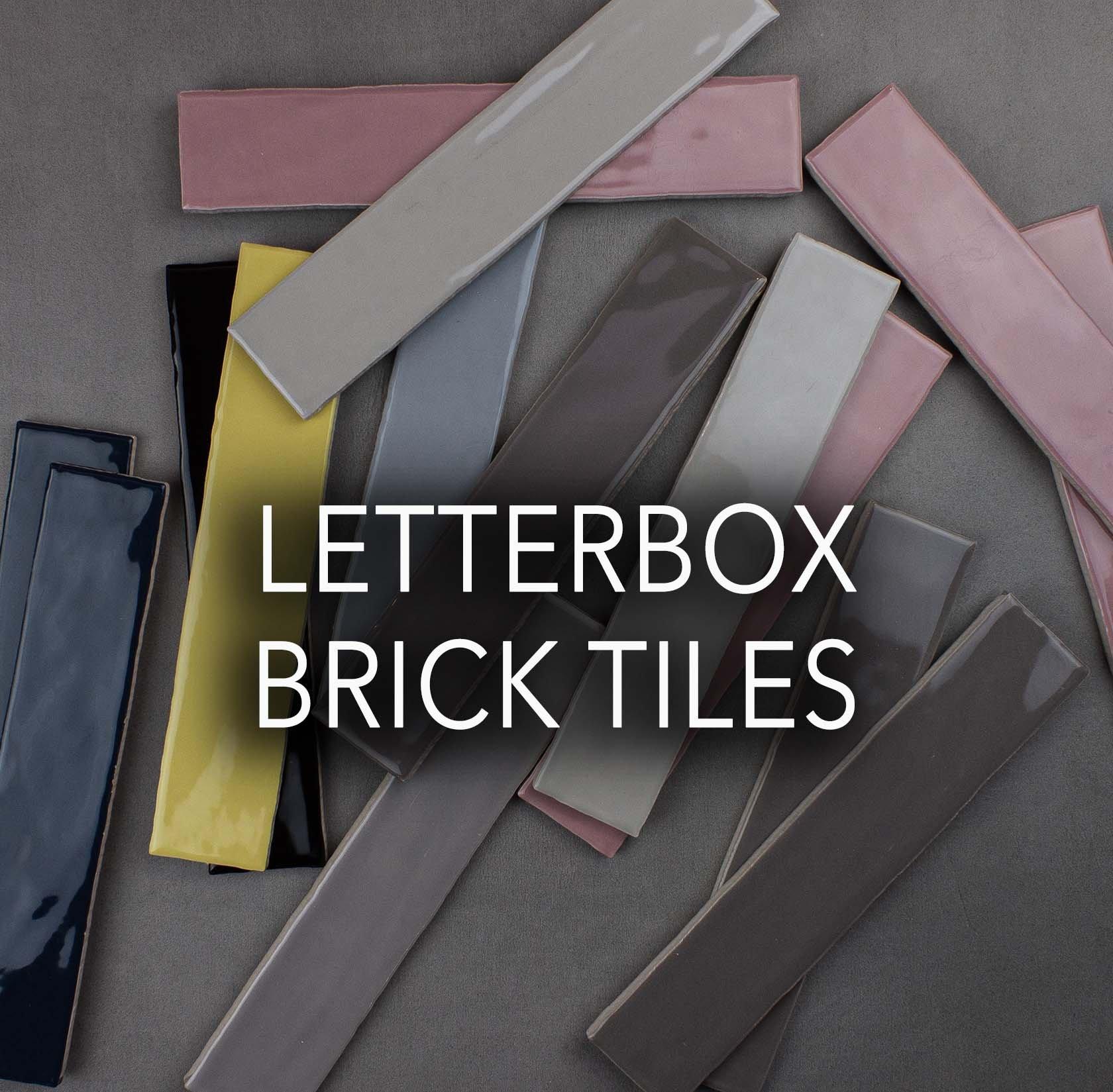 Letterbox Brick Tiles