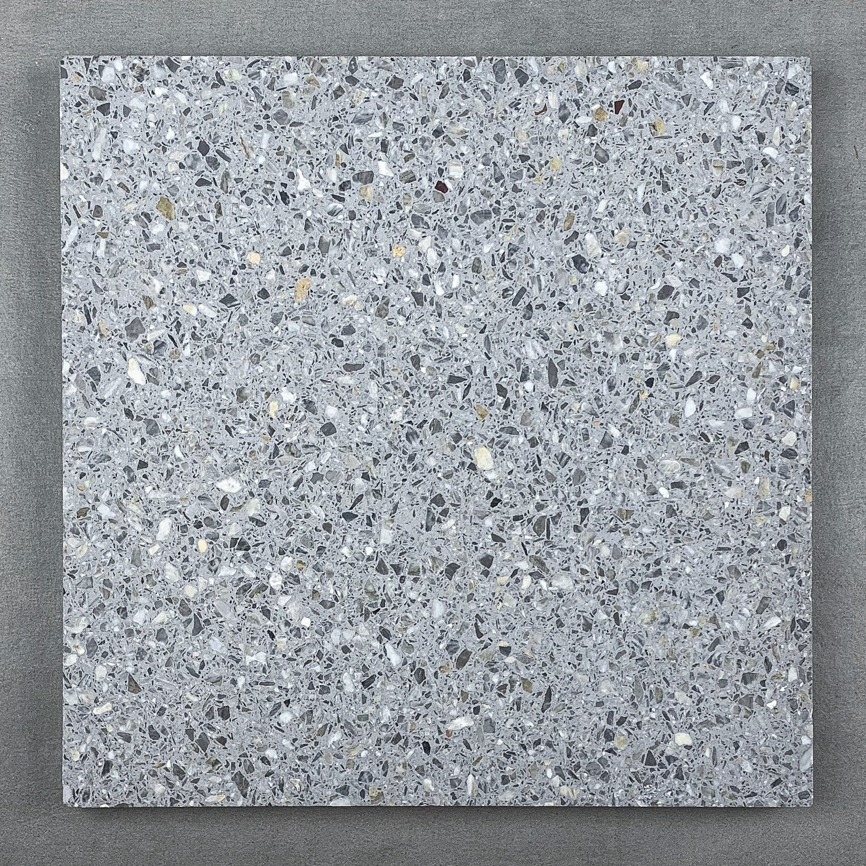 London Light Grey Terrazzo Essential Tiles