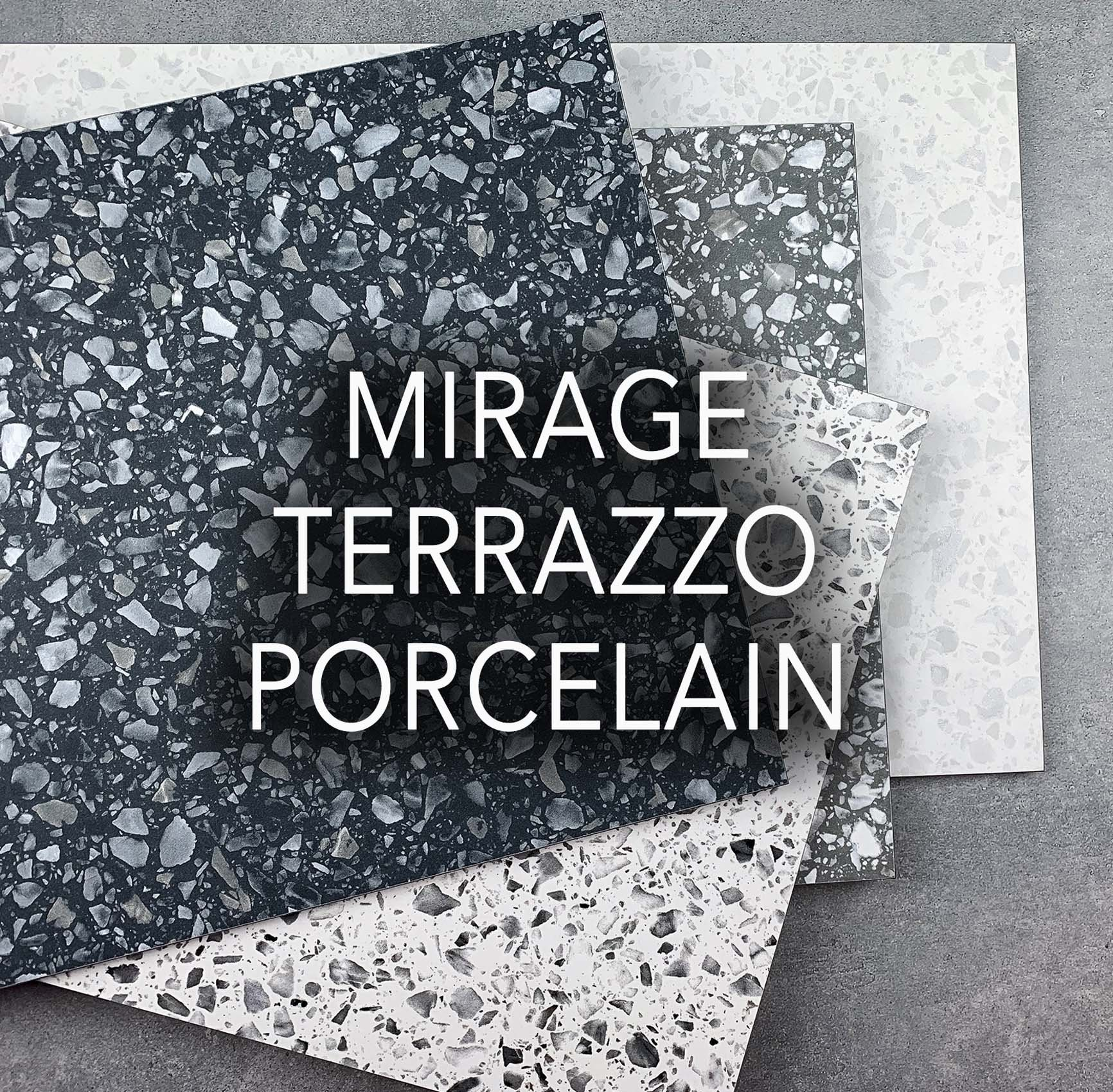 Mirage- Terrazzo Tiles