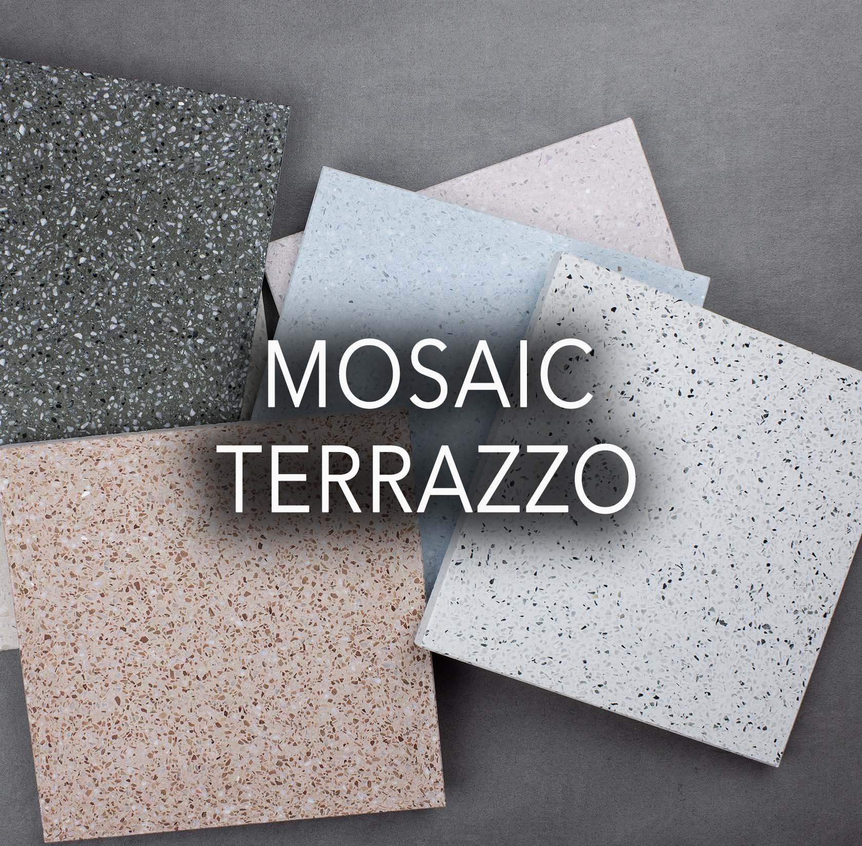 Mosaic Terrazzo Tiles