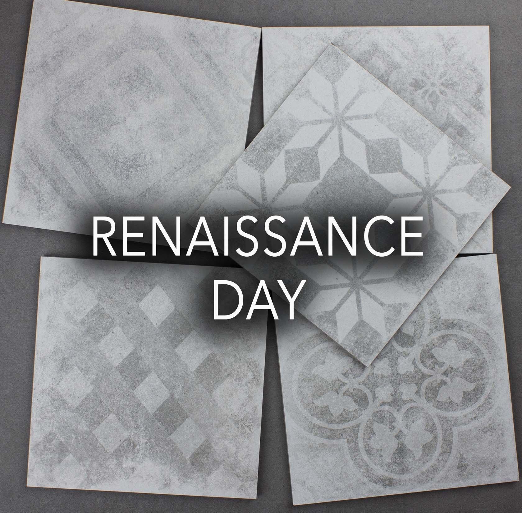 Renaissance Day Porcelain Tiles