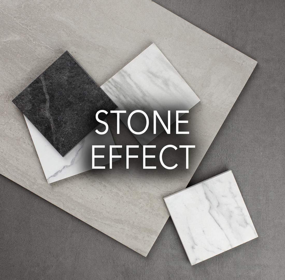 Stone Effect Porcelain Tiles