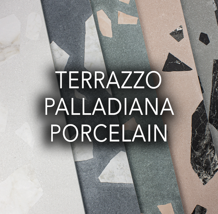 Terrazzo Palladiana Porcelain Tiles