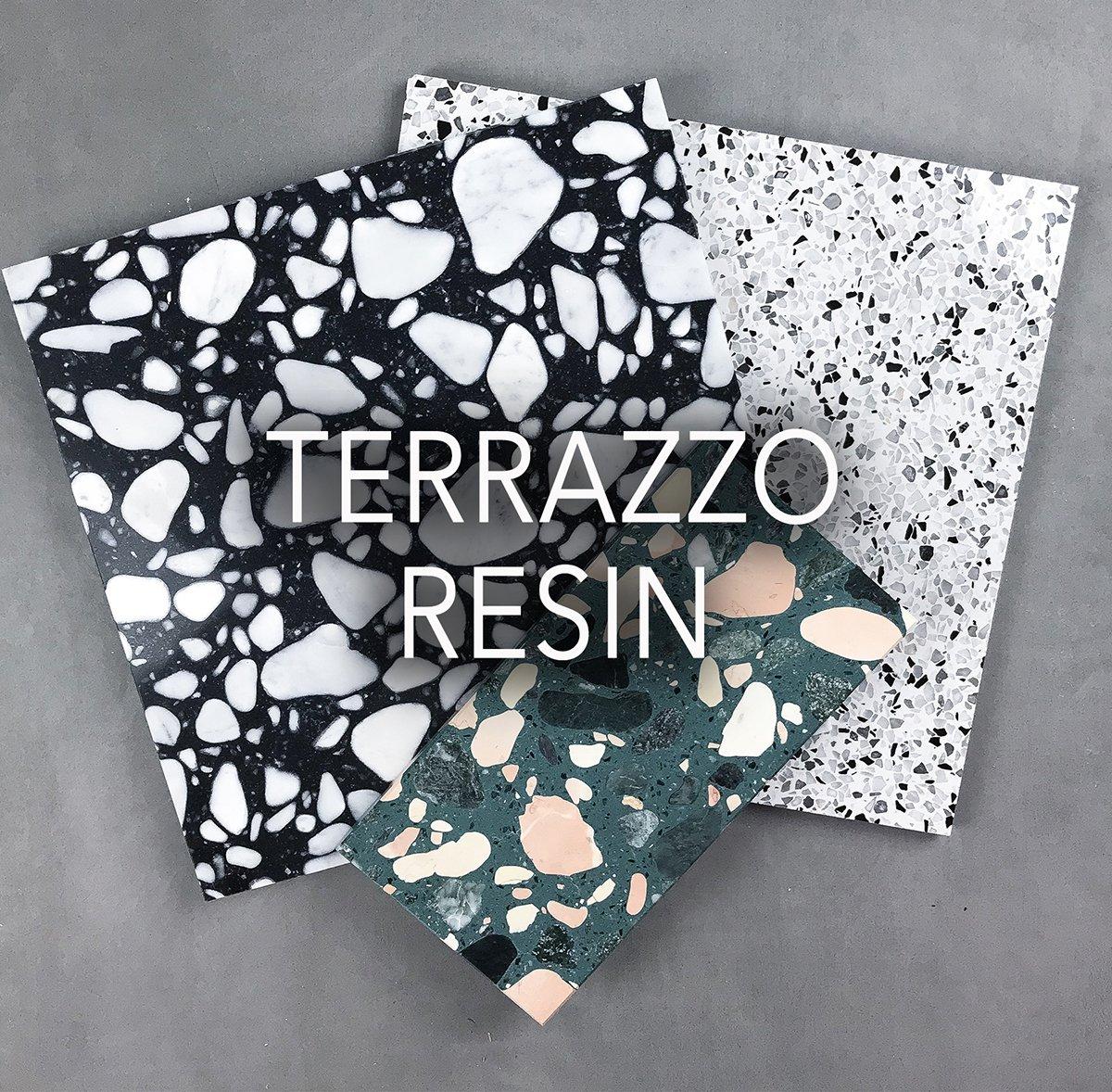 Terrazzo Resin
