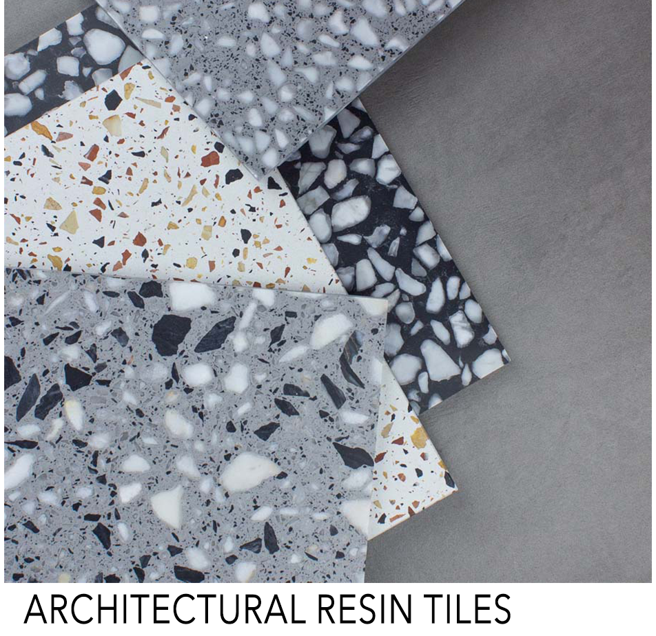 Architectural Resin Tiles