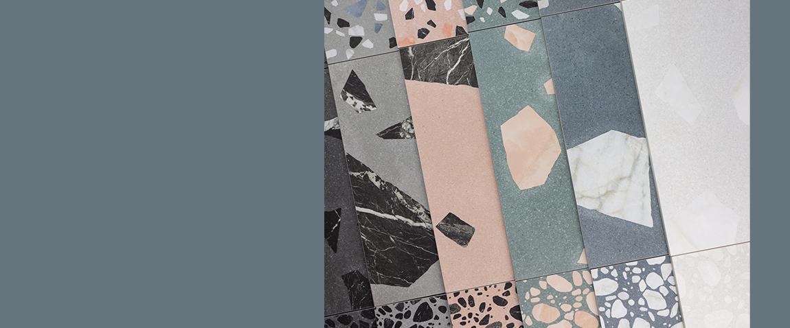 Terrazzo Effect Tiles