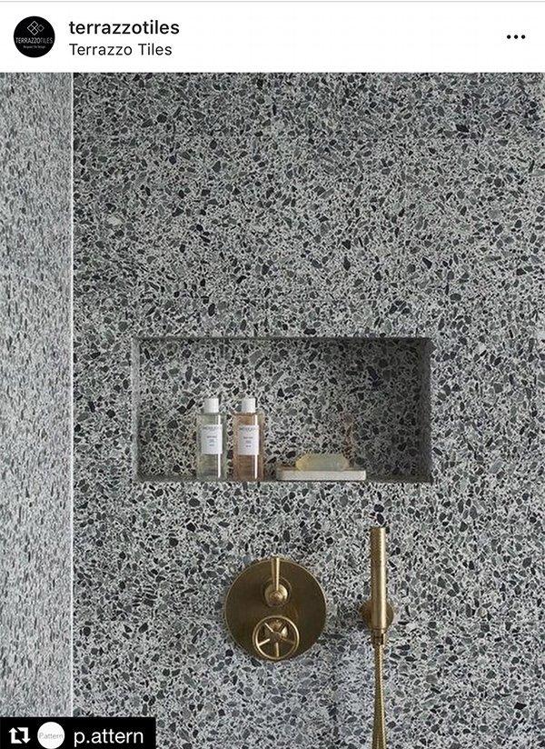Turin Terrazzo tiles