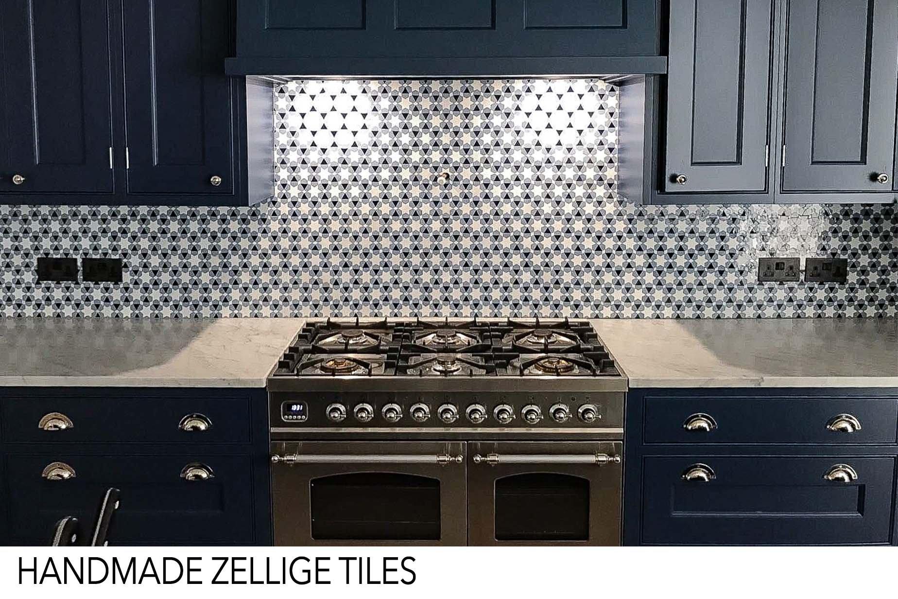 Handmade Zellige Tiles