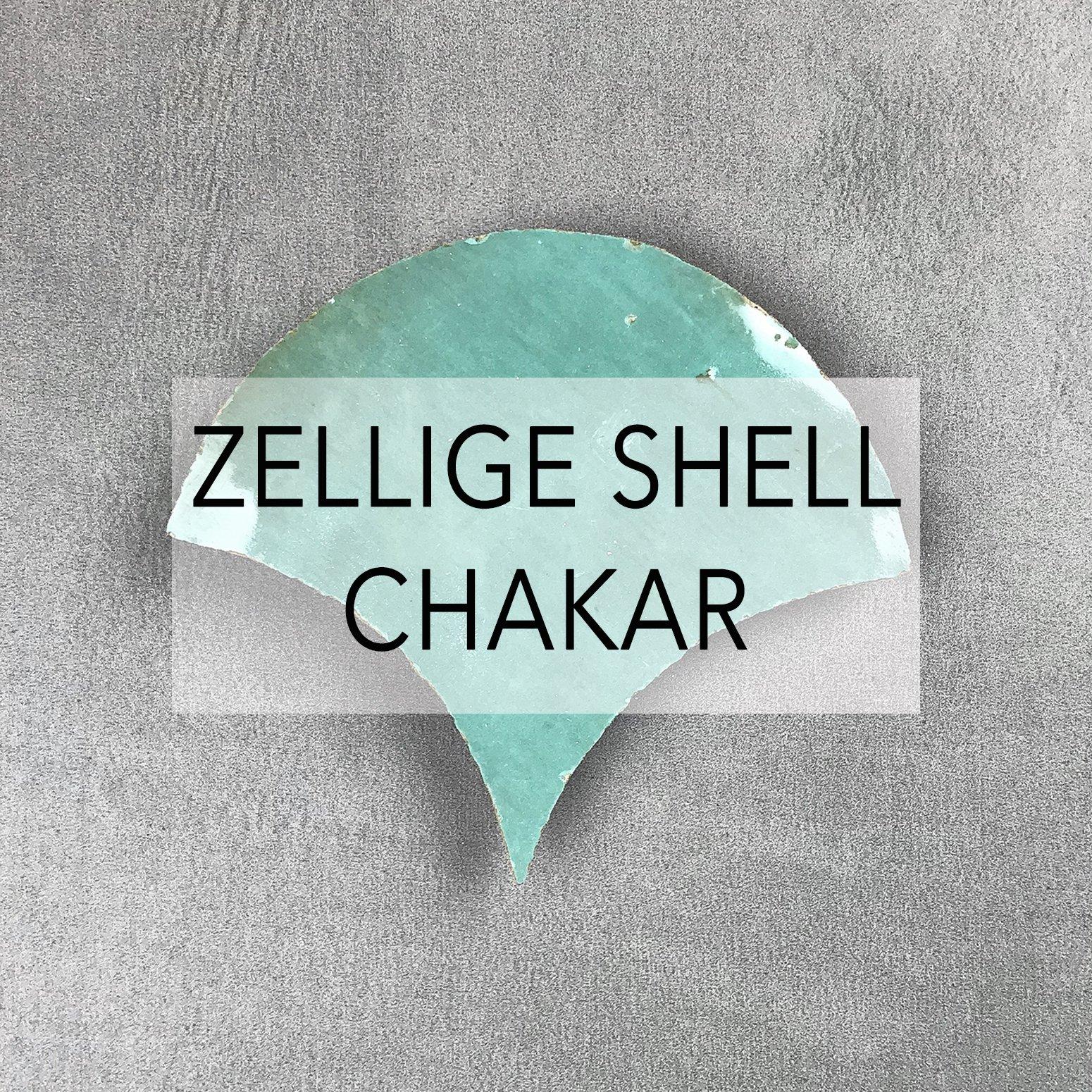 Zellige Shell Chakar