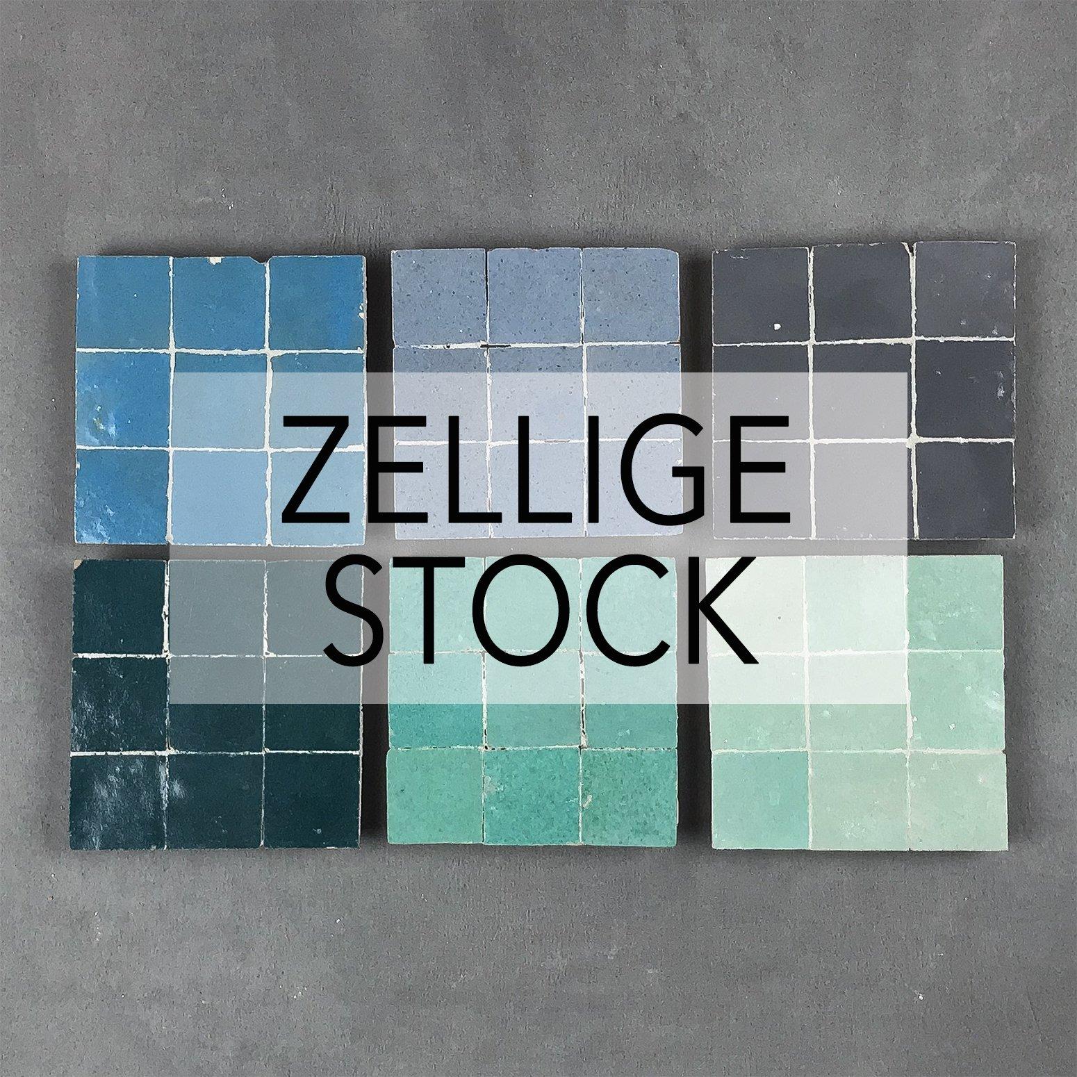 Zellige Stock Tiles
